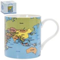 Кружка 300мл Карта мира - Lesser & Pavey