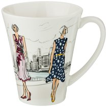 Кружка Fashion Queen 440 мл - Shunxiang Porcelain