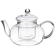 Чайник Заварочный Agness Со Стеклянным Фильтром 700 Мл - Dalian