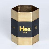 Подставка для ручек Hex - DOIY