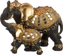 Фигурка Два Слона Высота 19 см.Длина 23 см. - Chaozhou Fountains&Statues