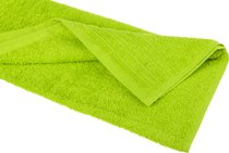 Полотенце 40x70 См, 100% Хлопок, Плотность 450 Г/М2 Цвет Лайм - Noor Pur Industries