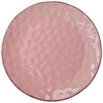 Тарелка Десертная 19 см Коллекция Отражение Цвет:Розовая Пудра - Changsha Happy Go