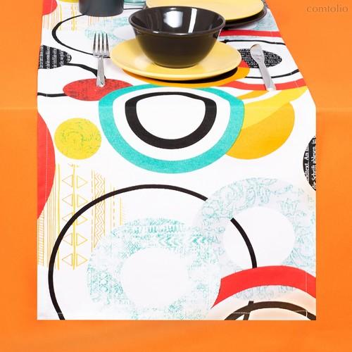 Ткань лонета Хайтек рэд ширина 280см/ 3176/2, цвет молочный - Altali