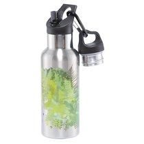 Термос-фляга Wisdom TEMPflask™ Nature 0.5л, цвет зеленый - Carl Oscar