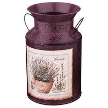 Кашпо-Вазон С Ручками Botanica 12x22x13 см - Baihui Rattan Furniture