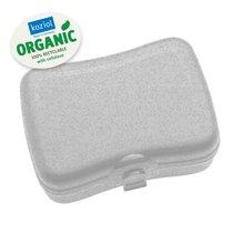 Ланч-бокс BASIC Organic серый - Koziol