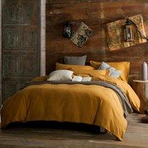 КПБ MO-34, цвет оранжевый, 2-спальный - Valtery