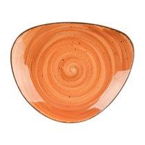 Тарелка овальная 28х23х4см серия Brown Shore Fusion фарфор PL Proff Cuisine - P.L. Proff Cuisine
