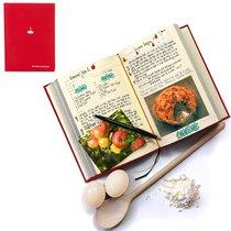 Семейная кулинарная книга My Family красная - Suck UK