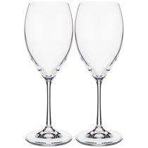 Набор бокалов для вина SOPHIA из 2 шт. 390 мл ВЫСОТА 23 см (КОР 24Набор.) - Crystalex