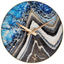 Часы Настенные Кварцевые Турмалин 36,7x36,7x5,5 см - FuZhou Chenxiang