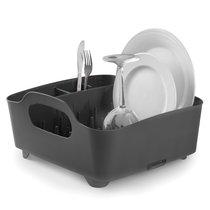 Сушилка для посуды Tub чёрная - Umbra