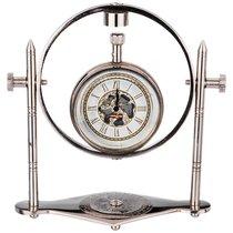 Часы Кварцевые Настольные 12X6X13 см Циферблат 5См - ZAINCO