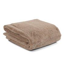 Полотенце для рук коричневого цвета из коллекции Essential, 50х90 см - Tkano