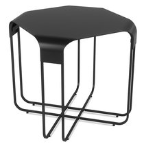 Столик приставной Graph черный - Umbra