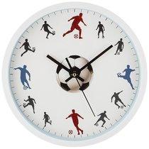 Часы Настенные Кварцевые Футбол Диаметр 31 см Диаметр Циферблата 27,5 см - Arts & Crafts