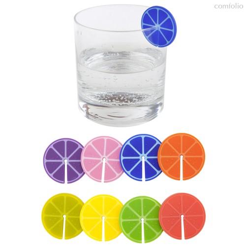 Маркеры для бокалов Fruit Party 8шт., цвет разноцветный - Balvi