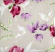 Ткань лонета Маркиза ширина 280 см/ 3083, цвет белый - Altali