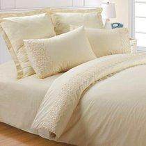 Магнолия южная - комплект постельного белья, цвет бежевый, размер 1.5-спальный - Valtery