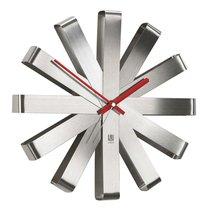 Часы настенные Ribbon сталь - Umbra