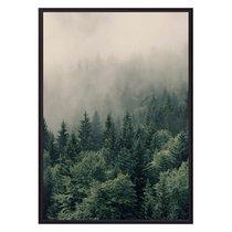 Зеленый лес, 21x30 см - Dom Korleone