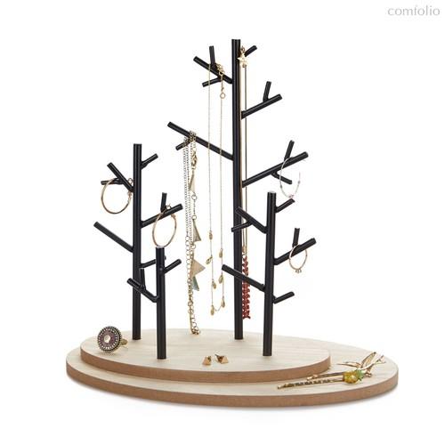 Подставка для украшений Autumn, цвет черный - Balvi
