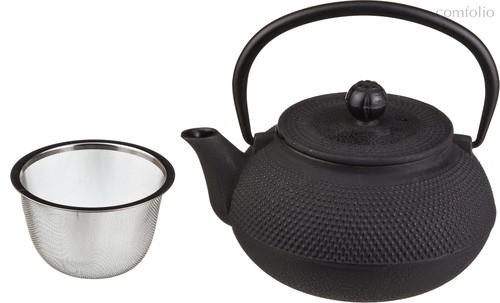 Заварочный Чайник Чугунный С Эмалированным Покрытием Внутри 700 мл - Ningbo Gourmet