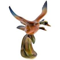 Декоративное Изделие Дикие Утки 48x36 см Высота 46,5 см - Ceramiche Boxer