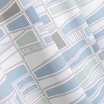 Ткань хлопок Тайлер ширина 280 см, 2139/1, цвет серый - Altali