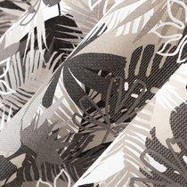 Ткань лонета Гавайи ширина 280 см, 3087/1, цвет серый - Altali
