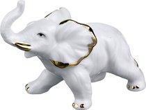 Комплект Фигурок Из 2 Шт.Слон 13 5/11 5 См.Высота 12/8 См - Jinding