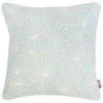 "Чехол для подушки ""Оджи"", 43х43 см, 02-2129/2, цвет мятный, 43x43 - Altali"