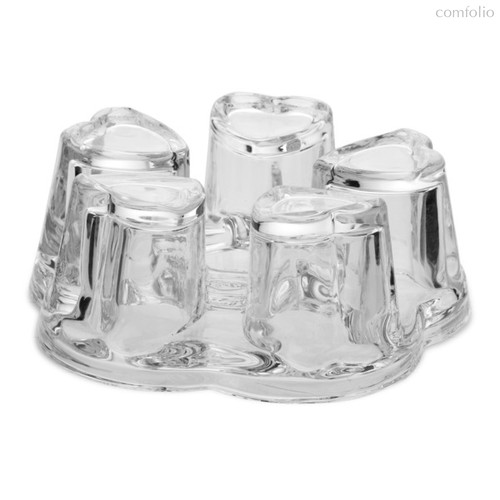 Подогрев для чайника Weis D13см, Н5см, стекло - Weis