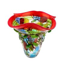 Ваза Фьюжн 35 см - Art Glass