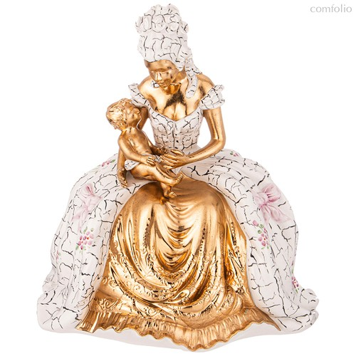 Статуэтка Мать с Ребенком 27Х27Х30 - Sabadin Vittorio