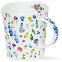 """Кружка Dunoon """"Красивые цветы. Ломонд"""" 320мл (голубая) - Dunoon"""