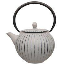 Чайник заварочный чугунный (серый) 1,0л Studio, цвет серый - BergHOFF
