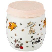 Банка С Силиконовой Крышкой Веселые Друзья 1000мл - Shunxiang Porcelain