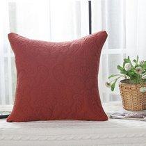 Наволочка Cleo Andora 45x45, цвет красный, размер 45x45 - Cleo