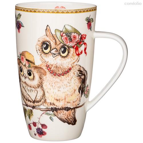 Кружка Lefard Owls Party 660 мл - Jinding