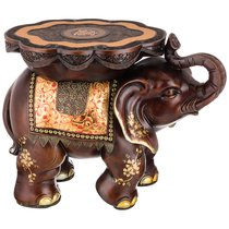 Фигурка Слон Поддержка И Процветание 56x33x46 См - Hong Kong Po Leet Co
