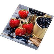 Весы Кухонные Ягоды Hottek Ht-962-027 18X20 см, МаксВес 7Кг - Keyon