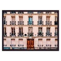Парижские окна, 21x30 см - Dom Korleone