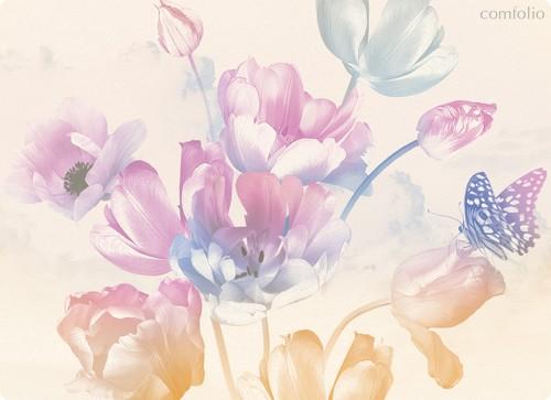 Подставки на пробке Таинственная гармония 40х29 см, 4 шт. - Top Art Studio