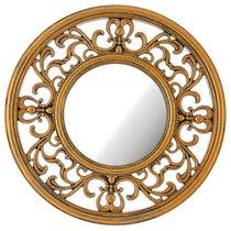 Зеркало Настенное Italian Style 31 См Цвет: Золото - Arts & Crafts