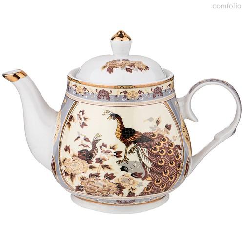 Чайник Lefard Павлин 1100 мл - Guangdong Xiongxing Home Furnishing Ceramics