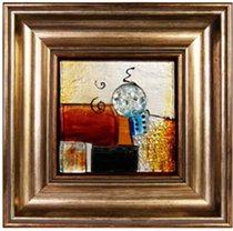 Картина стеклянная Акцент 32х32см - Top Art Studio