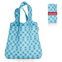 Сумка складная Mini maxi shopper bavaria denim - Reisenthel