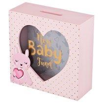 Копилка Baby Fund 18x18x7 см - Polite Crafts&Gifts